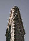 Flat Iron Building, New York Framed Print - UH