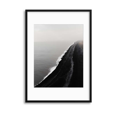 The Edge Framed Print - UH