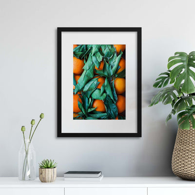 Juicy Framed Print - UH