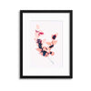 Delicate Shadows Collection No.1 Framed Print - UH