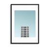 Colours of Architecture Collection No. 14 Framed Print - UH