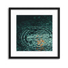 Ripple Rains Framed Print - UH