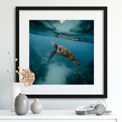 Nearly Home Framed Print - UH