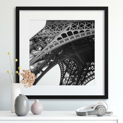 Structure, Eiffel Tower Framed Print - UH
