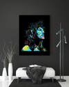 "Powerful ""Jesus Christ"" Amazing Mixed Canvas Print - USTAD HOME"