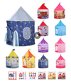 Princess/Prince Magical Play Tent Castle - UH