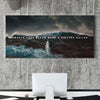 "Wonderful ""Smooth Seas"" Canvas - UH"