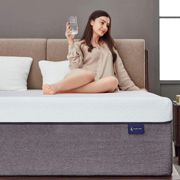 Comfortable Memory Foam Mattress - UH