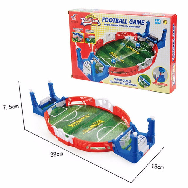 Mini Football Board Match Game Kit Tabletop Soccer Toys For Kids Educational Sport Outdoor Portable Table Games Play Ball Toys