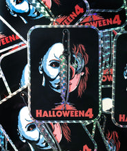Load image into Gallery viewer, Halloween 4  - Prismatic Stickers
