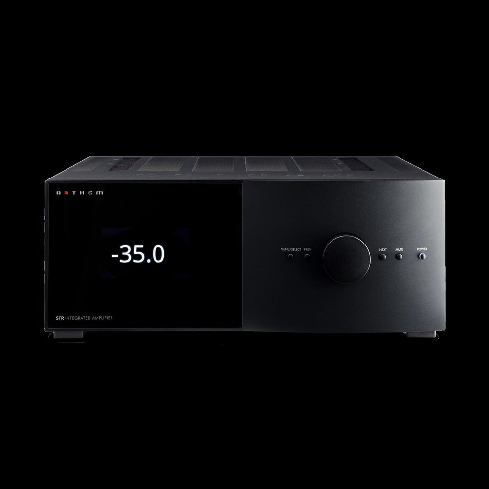 ANTHEM STR INTEGRATED AMP