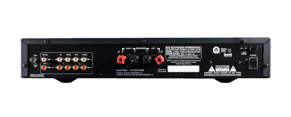 NAD 316BEE V2 STEREO INTEGRATED AMP