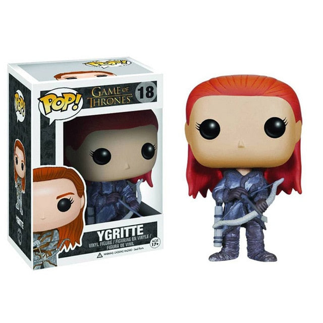 Funko POP! Game Of Thrones - Ygritte