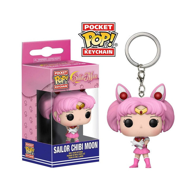 POP! Keychain Sailor Moon - Sailor Chibi Moon