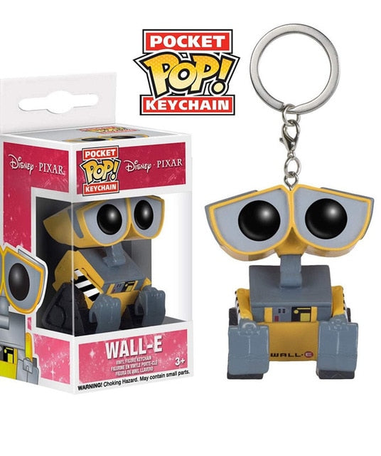 POP! Keychain Pixar - Wall-E