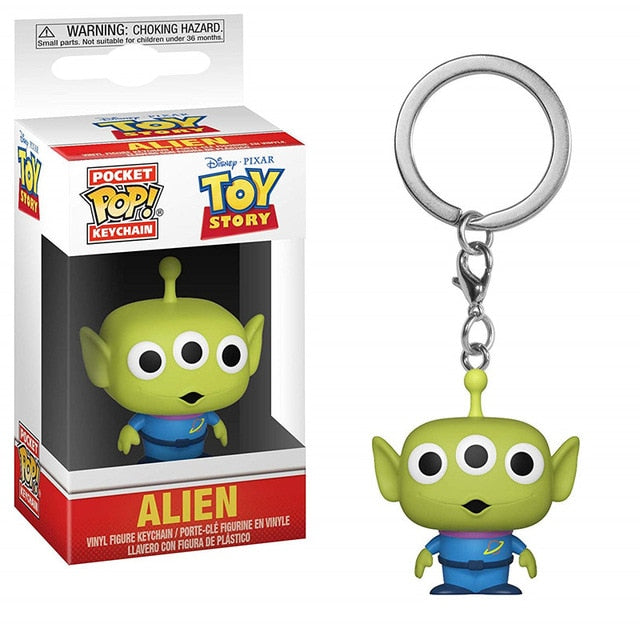 POP! Keychain Toy Story - Alien