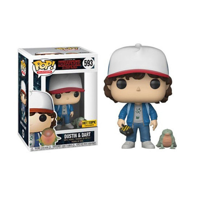 Funko POP! Stranger Things - Dustin & Dart