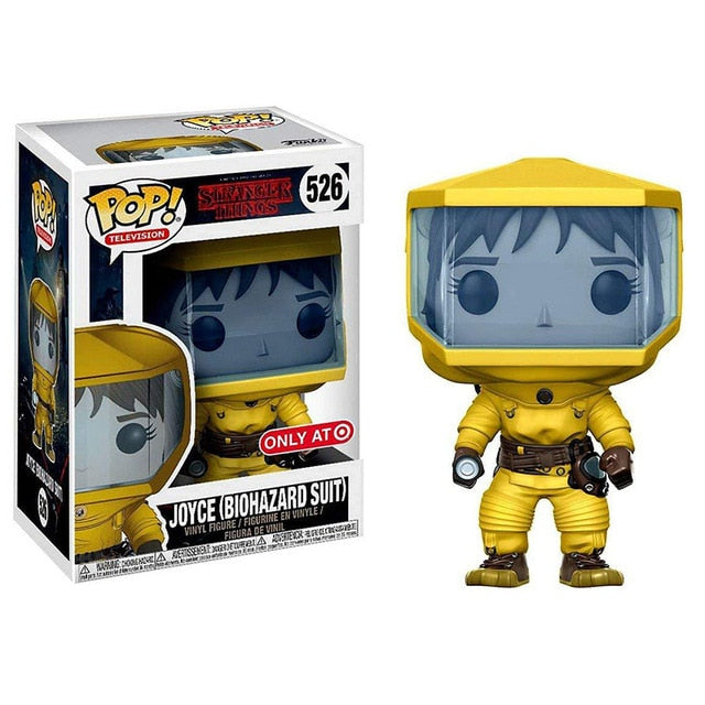 Funko POP! Stranger Things - Joyce (Biohazard Suit)