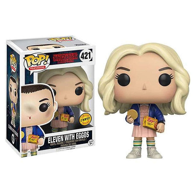 Funko POP! Stranger Things - Eleven (With Eggos)
