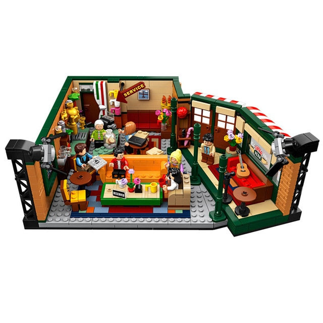 Lego - Friends - Central Perk