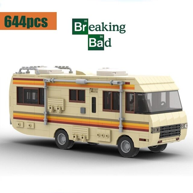 LEGO - Trailer Breaking Bad
