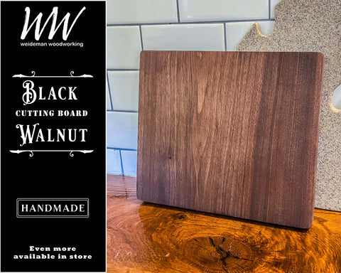 Cutting Board, Black Walnut