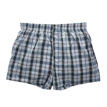 将图片加载到图库查看器,10Pcs/Lot Mens Underwear Boxers Shorts 100% Cotton Underwear Soft Plaid Boxer Male Panties Comfortable Breathable boxers mens