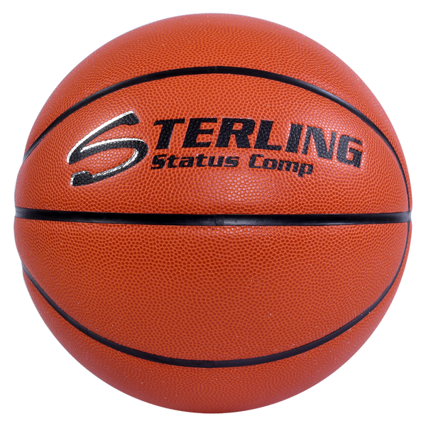 Sterling Status Comp Composite Leather Indoor Game Basketball