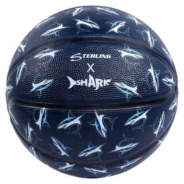Sterling Athletics Shark Superior Grip Indoor/Outdoor Basketball