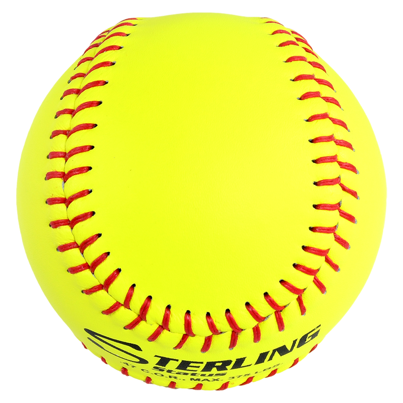 Sterling Athletics ST47375RL Club Fastpitch Game Leather Softball