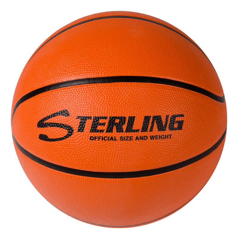 Sterling Premium Orange Superior Grip Indoor/Outdoor Basketball