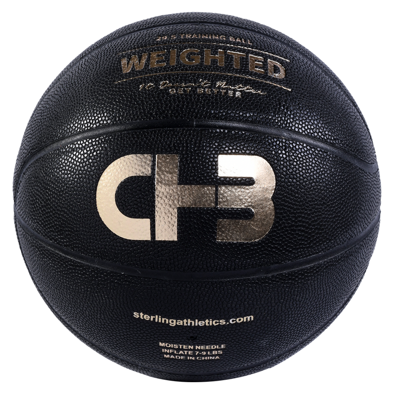 Sterling Athletics x CHB Indoor/Outdoor Weighted Training Game Basketball