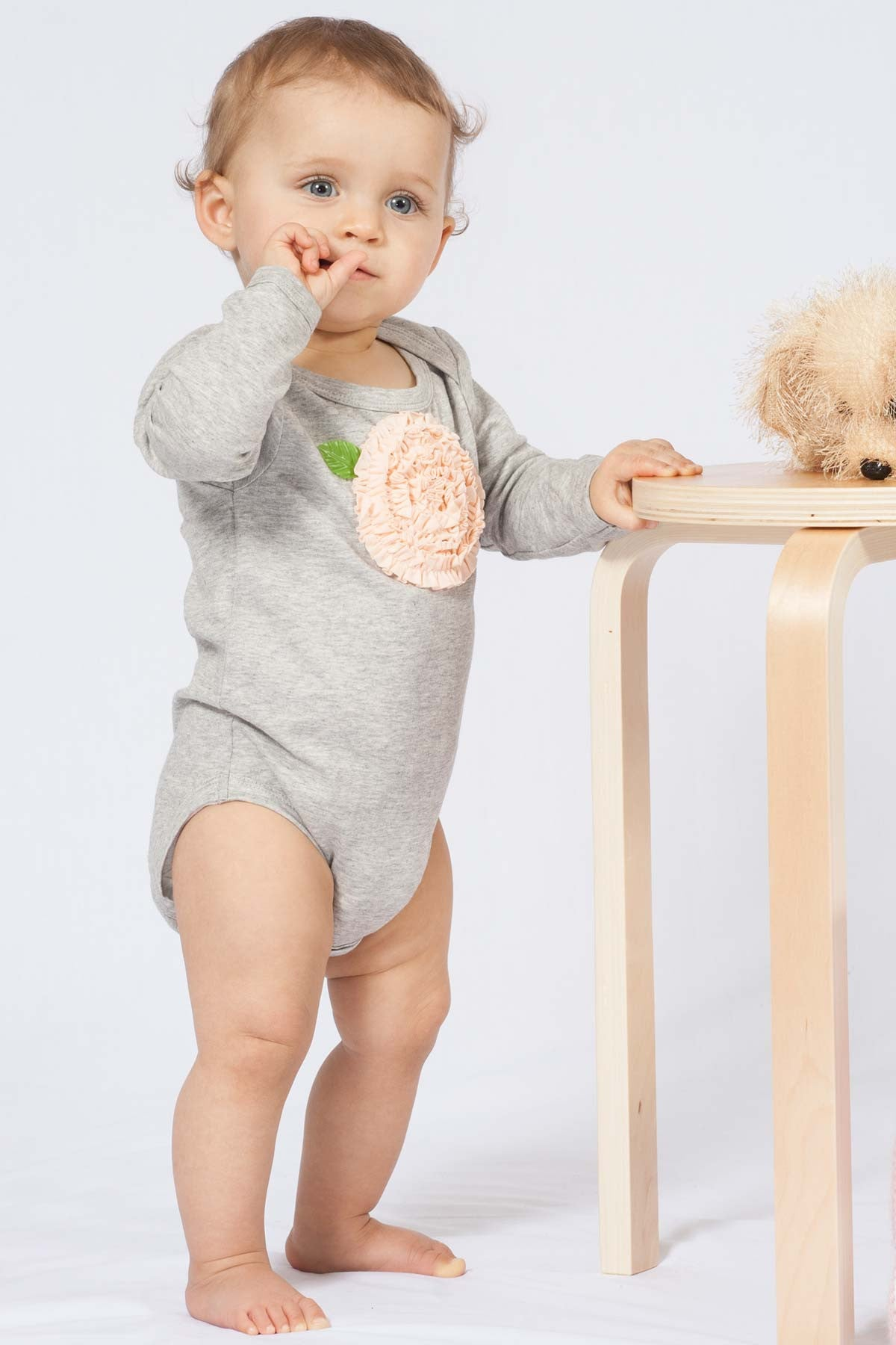 Buttons Boutique Babywear Little Rosette