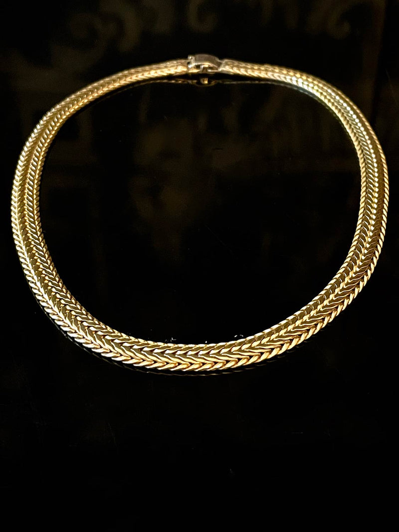 Braided Choker, c1960s