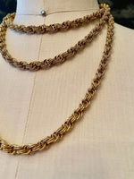 Long Rope Necklace, c1970s