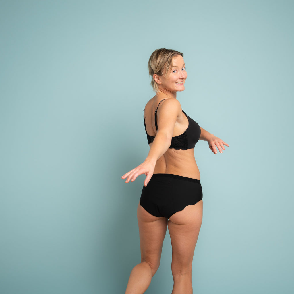 RENEE PERIOD AND INCONTINENCE KNICKERS <br> MEDIUM FLOW