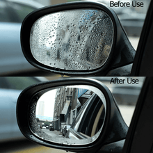 Load image into Gallery viewer, Anti Fog Car Mirror Window Clear/Motorcycle Side Mirror Protective Film Waterproof 2 Pcs/Set