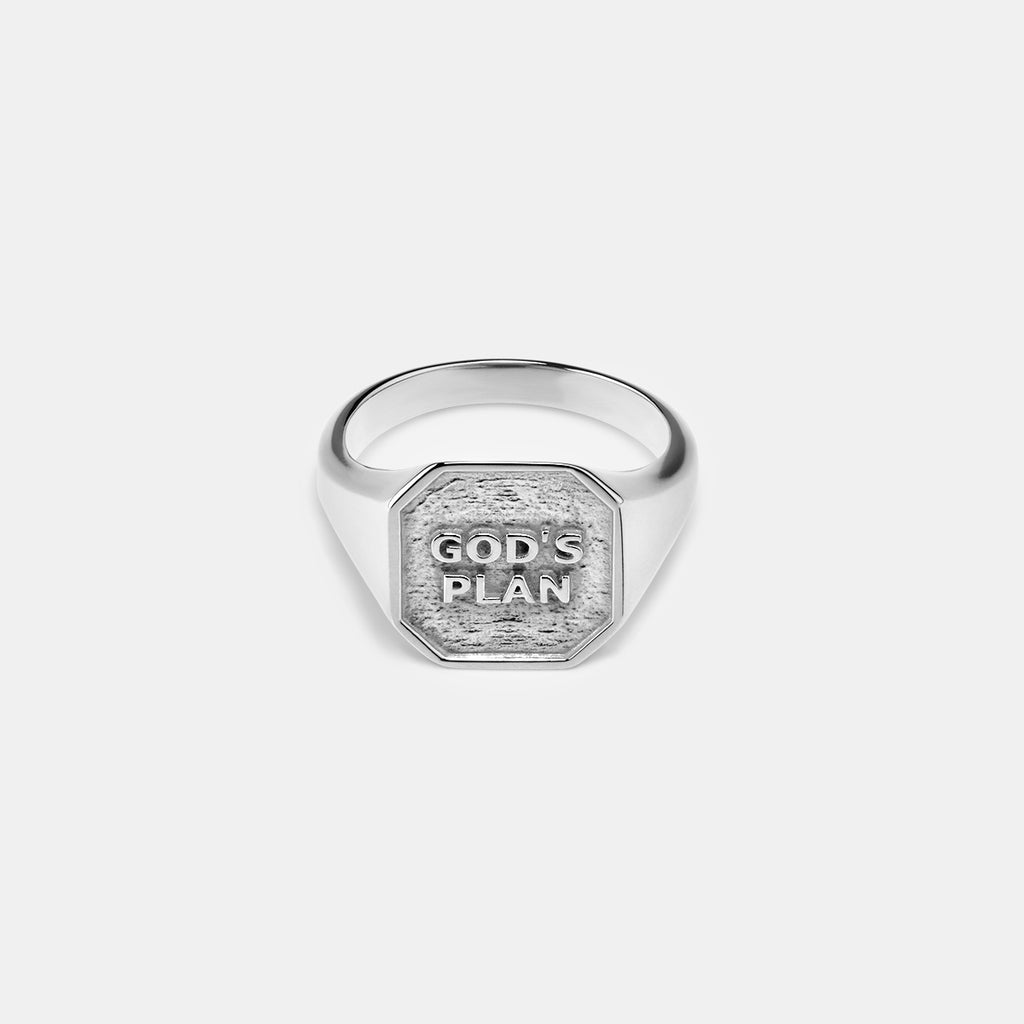 God's Plan Ring