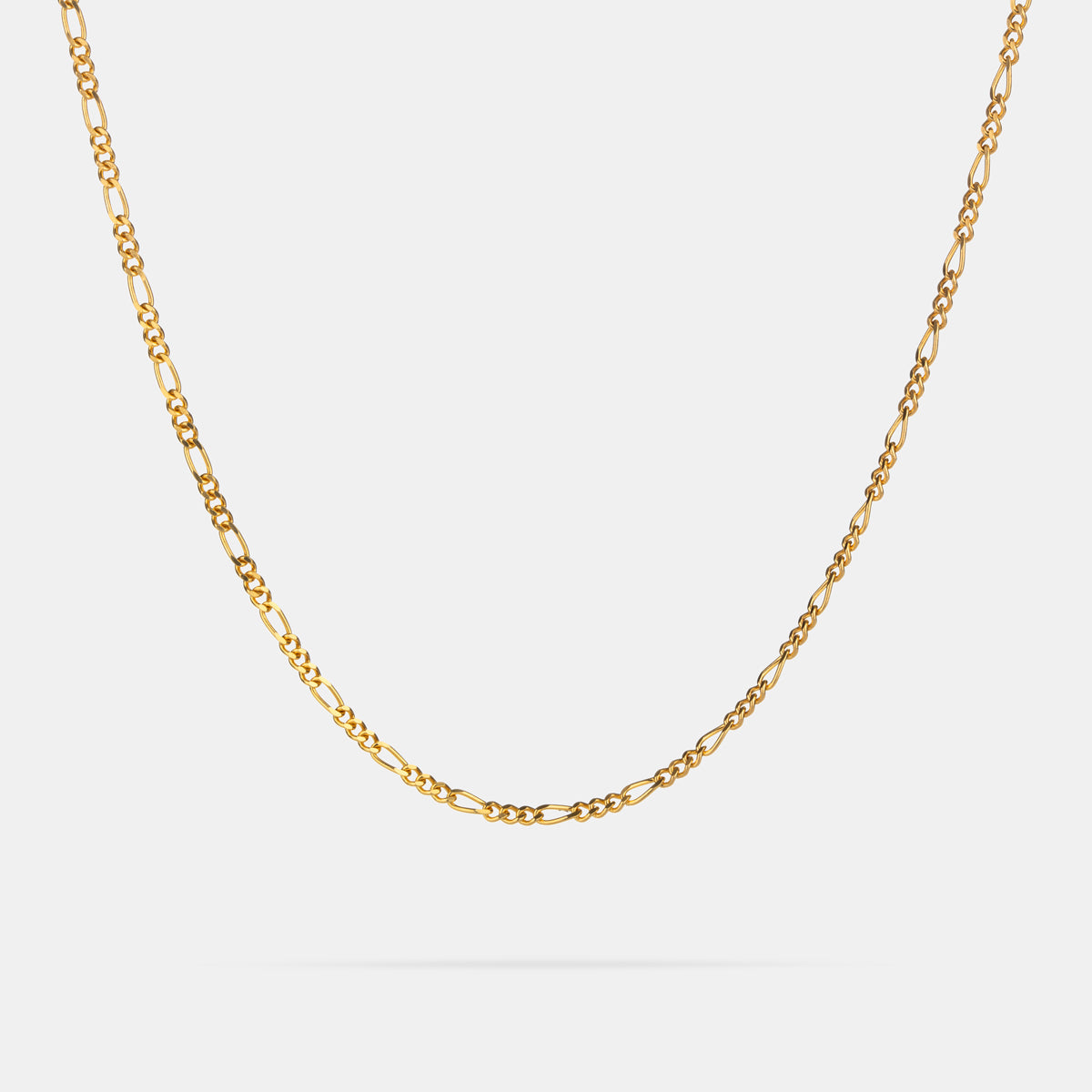 Figaro Chain - Gold Plated