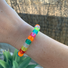 Load image into Gallery viewer, rainbow bright bracelet