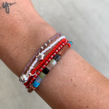 Load image into Gallery viewer, lipstick bracelet