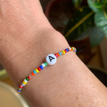 Load image into Gallery viewer, letter bracelet