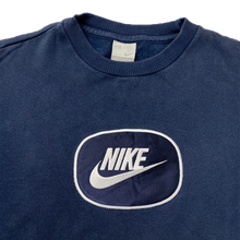 Load image into Gallery viewer, NIKE ROUND LOGO SWEATER (S) - JEMA VINTAGE
