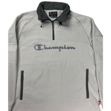 Load image into Gallery viewer, CHAMPION 1/4 - ZIP FLEECE (M) - JEMA VINTAGE