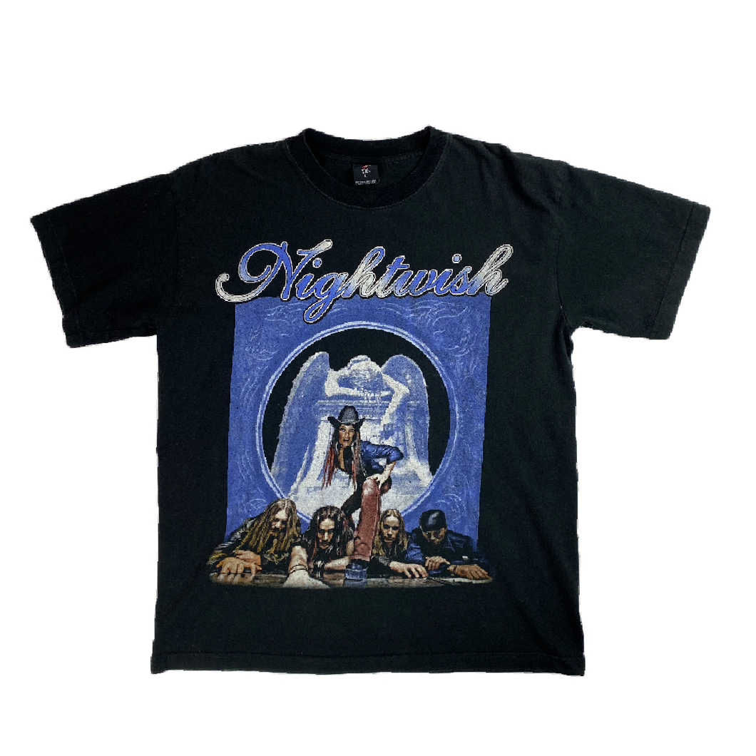 NIGHTFALL GRAPHIC VINTAGE TEE (L)