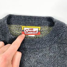 Load image into Gallery viewer, THE SIMPSONS - SNOWBOARD BART KNITWEAR