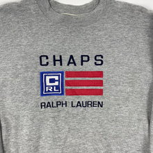 Load image into Gallery viewer, CHAPS / RALPH LAUREN - BIG LOGO SWEATER