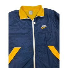 Load image into Gallery viewer, NIKE JACKET - SMALL LOGO CHEST- BIG LOGO BACK (S)