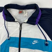 Load image into Gallery viewer, NIKE JACKET - SMALL LOGO CHEST- BIG LOGO BACK (XL)