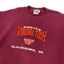 Load image into Gallery viewer, LEE SPORTS - VIRGINIA TECH HOKIES COLLEGE SWEATER (M)